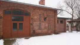 Rozbudowa budynku stodoły edukacyjnej