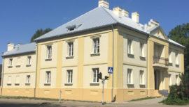 Remont budynku w Radomsku