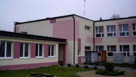 Termomodernizacja Szkoły podstawowej w Rększowicach