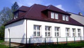 Remont budynku w Krzywanowicach